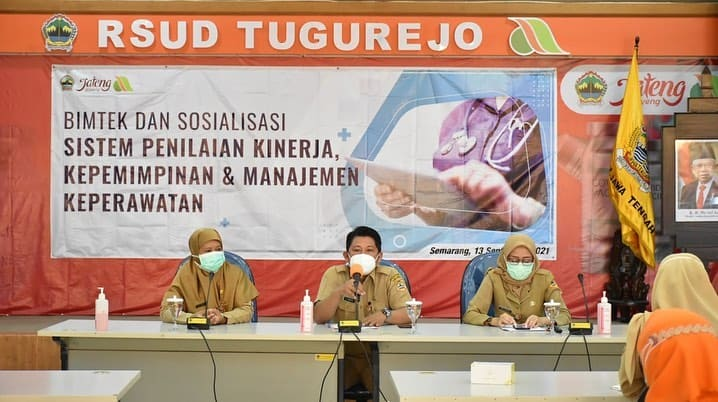 """RSUD Tugurejo Hadirkan Inovasi """"SIMANJA"""" untuk Penilaian Kinerja Pegawai yang Lebih Obyektif dan Profesional"""